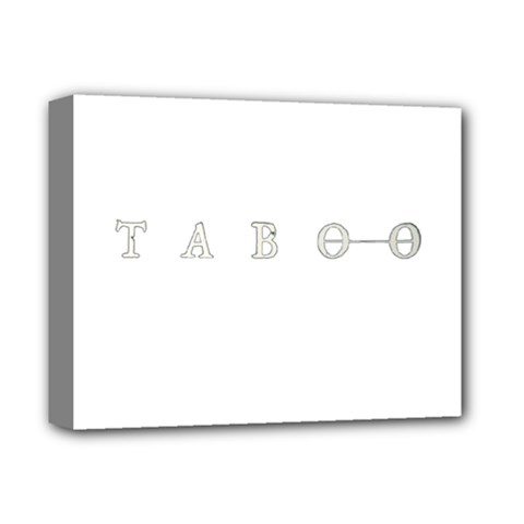 Taboo Deluxe Canvas 14  X 11