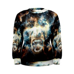 Universe Vampire Star Outer Space Women s Sweatshirt