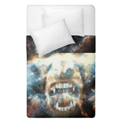 Universe Vampire Star Outer Space Duvet Cover Double Side (single Size) by BangZart