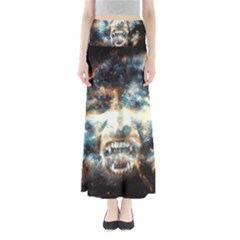 Universe Vampire Star Outer Space Full Length Maxi Skirt by BangZart