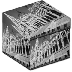 Architecture Parliament Landmark Storage Stool 12