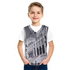 Architecture Parliament Landmark Kids  Sportswear