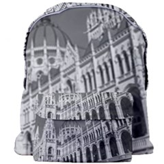 Architecture Parliament Landmark Giant Full Print Backpack