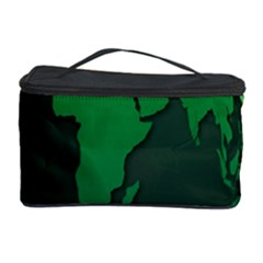 Earth Forest Forestry Lush Green Cosmetic Storage Case by BangZart