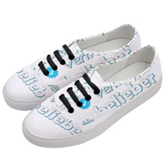 Verified Belieber Women s Classic Low Top Sneakers by Valentinaart