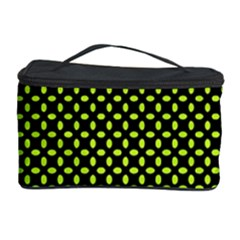Pattern Halftone Background Dot Cosmetic Storage Case by BangZart