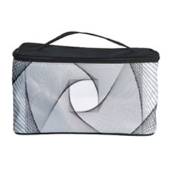 Rotation Rotated Spiral Swirl Cosmetic Storage Case by BangZart