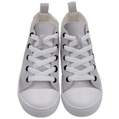 Background Pattern Stripe Kid s Mid-top Canvas Sneakers
