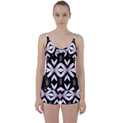 Japan Is A Beautiful Place In Calm Style Tie Front Two Piece Tankini by pepitasart