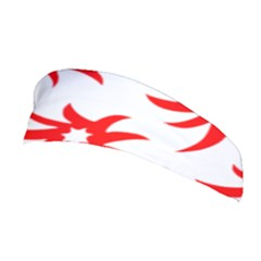 Star Figure Form Pattern Structure Stretchable Headband