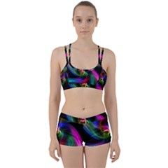 Peacock Bird Animal Feather Women s Sports Set by Celenk