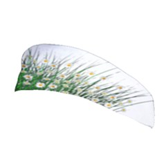 Spring Flowers Grass Meadow Plant Stretchable Headband