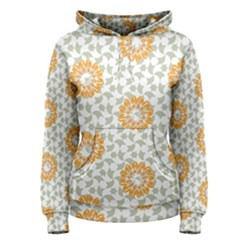 Stamping Pattern Fashion Background Women s Pullover Hoodie