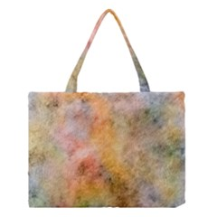 Texture Pattern Background Marbled Medium Tote Bag