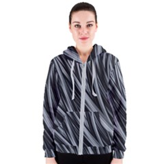 Fractal Mathematics Abstract Women s Zipper Hoodie by Celenk