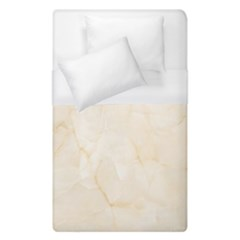 Rock Tile Marble Structure Duvet Cover (single Size) by Celenk