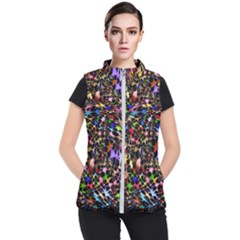 Network Integration Intertwined Women s Puffer Vest