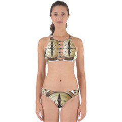 Compass North South East Wes Perfectly Cut Out Bikini Set