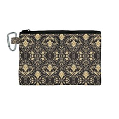 Wallpaper Wall Art Architecture Canvas Cosmetic Bag (medium)