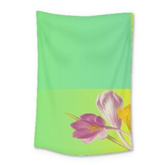 Background Homepage Blossom Bloom Small Tapestry