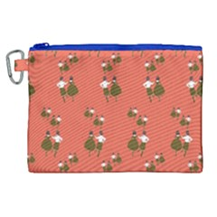 Dance Canvas Cosmetic Bag (xl)