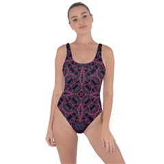 Modern Ornate Pattern Bring Sexy Back Swimsuit by dflcprints