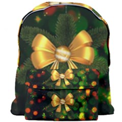 Christmas Celebration Tannenzweig Giant Full Print Backpack