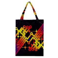 Board Conductors Circuits Classic Tote Bag by Celenk