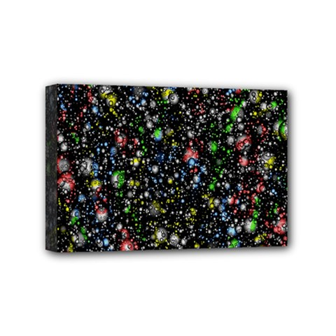 Universe Star Planet All Colorful Mini Canvas 6  X 4  by Celenk