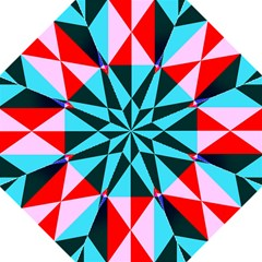 Geometric Pattern Straight Umbrellas by Celenk