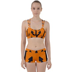 Anchor Keeper Sailing Boat Women s Sports Set by Celenk