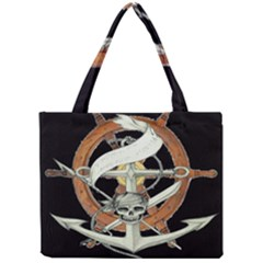 Anchor Seaman Sailor Maritime Ship Mini Tote Bag by Celenk