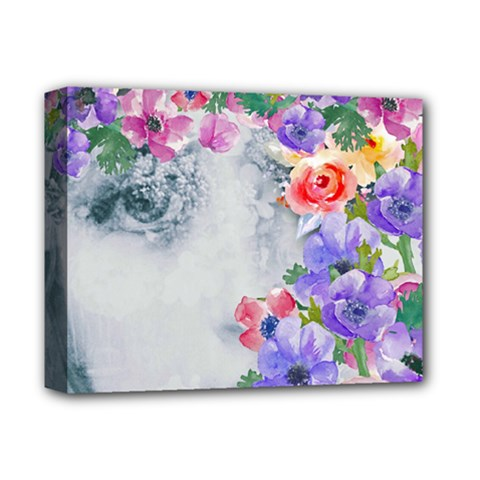 Flower Girl Deluxe Canvas 14  X 11  by 8fugoso