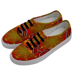 Mandala Zen Meditation Spiritual Men s Classic Low Top Sneakers by Celenk