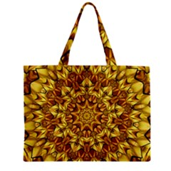 Abstract Antique Art Background Zipper Mini Tote Bag by Celenk