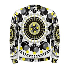 Mandala Geometric Design Pattern Men s Sweatshirt by Celenk