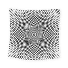 Kaleidoscope Pattern Kaleydograf Square Tapestry (small)