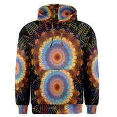 Colorful Prismatic Chromatic Men s Pullover Hoodie