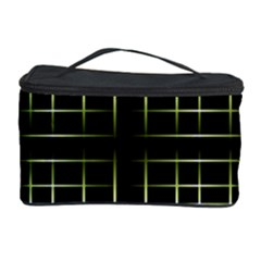 Background Texture Pattern Cosmetic Storage Case by Celenk