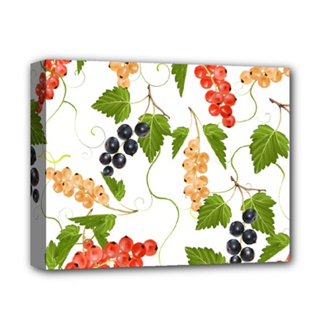 Juicy Currants Deluxe Canvas 14  X 11  by TKKdesignsCo