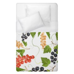 Juicy Currants Duvet Cover (single Size) by TKKdesignsCo
