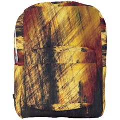 Refinery Oil Refinery Grunge Bloody Full Print Backpack