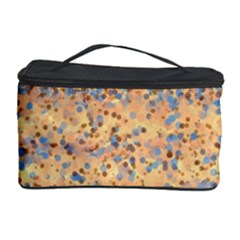 Background Abstract Art Cosmetic Storage Case by Celenk