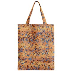 Background Abstract Art Zipper Classic Tote Bag by Celenk