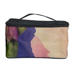 Fabric Textile Abstract Pattern Cosmetic Storage Case by Celenk