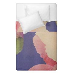 Fabric Textile Abstract Pattern Duvet Cover Double Side (single Size)