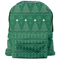 Christmas Tree Holiday Star Giant Full Print Backpack