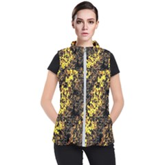 The Background Wallpaper Gold Women s Puffer Vest