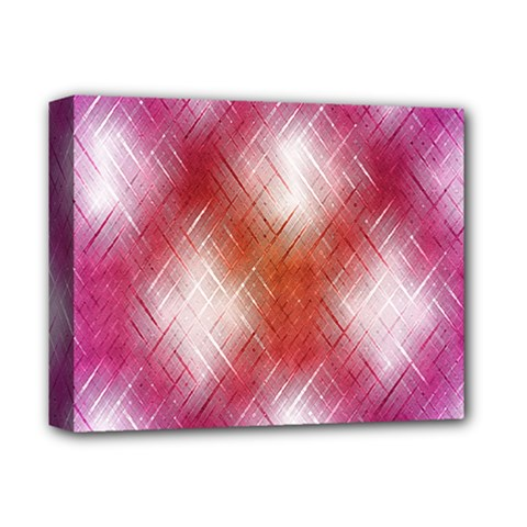 Background Texture Pattern 3d Deluxe Canvas 14  X 11  by Celenk
