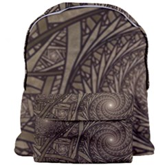Abstract Pattern Graphics Giant Full Print Backpack